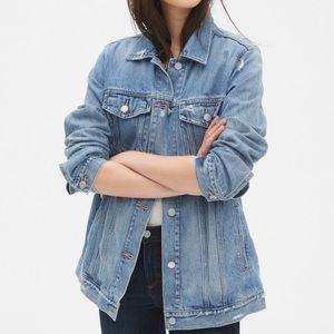 Gap Oversized Denim Jacket